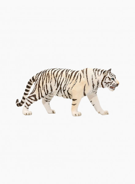 "Animal figurine ""Tiger, white"""