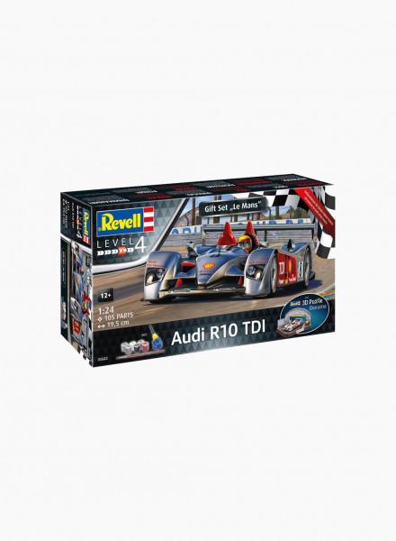 Կառուցողական հավաքածու «Audi R10 TDI»