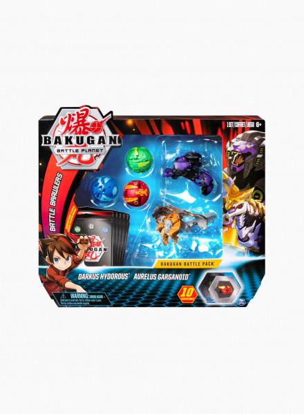 "Board Game Bakugan ""Darkus Hydorous, Aurelus Garganoid"", battle pack"