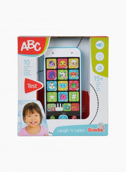 ABC Игрушечный телефон