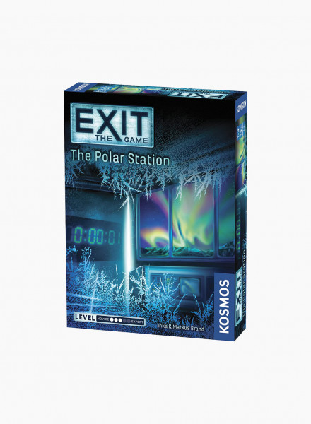 """Board Game """"Exit: The Polar Station """""""