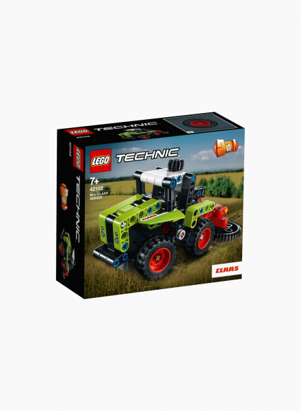 "Technic Constructor ""Mini CLAAS XERION"""