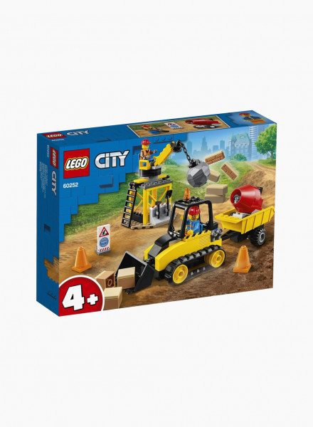 "City Constructor ""Construction Bulldozer"""