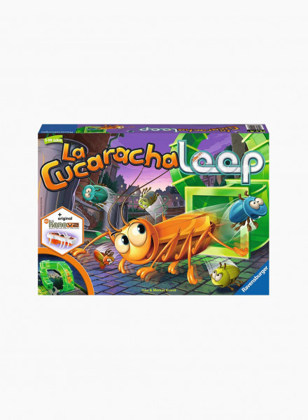 """Настольная Игра """"La Cucaracha Loop"""""""