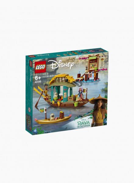Կառուցողական խաղ Disney Princess «Բունի նավակը»