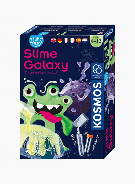 "Educational Game ""Slime Galaxy"""