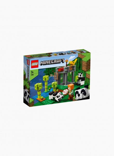"Constructor Minecraft ""The panda nursery"""