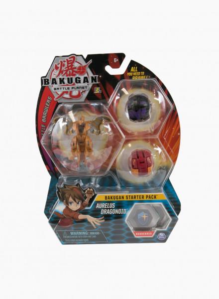 """Board Game Bakugan """"Aurelus Dragonoid"""", starter pack"""