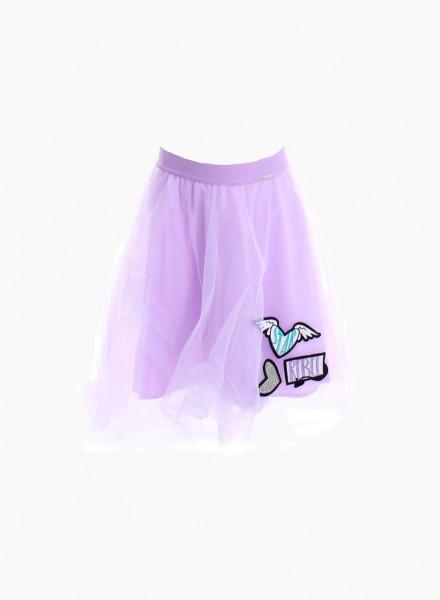 Тulle skirt with elastic waist