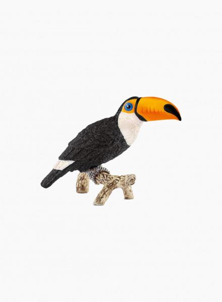 "Animal figurine ""Toucan"""