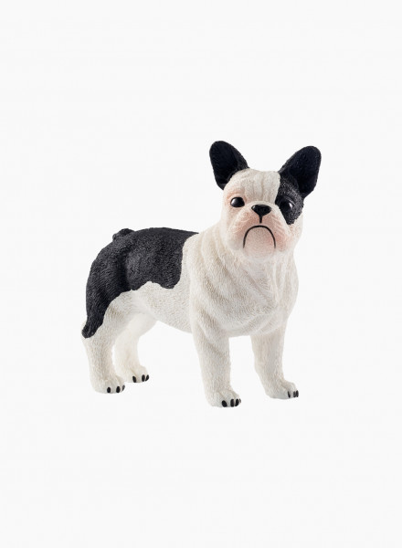 "Animal figurine ""French bulldog"""