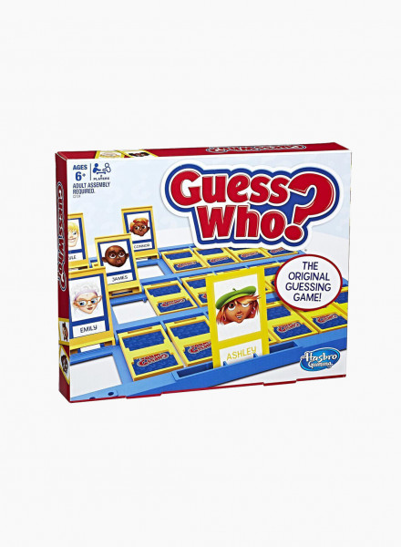 "Board Game ""GUESS WHO"""