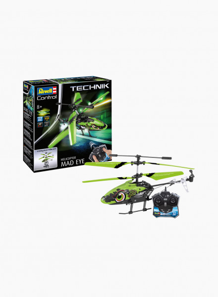 "Technik Remote Control Helicopter-Constructor ""MadEye"""