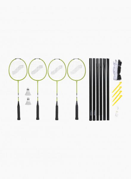 Badminton set for family