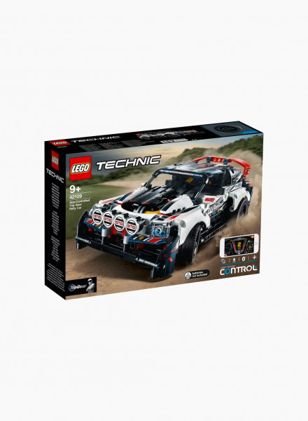 """Technic Constructor """"App-Controlled Top Gear Rally Car"""""""