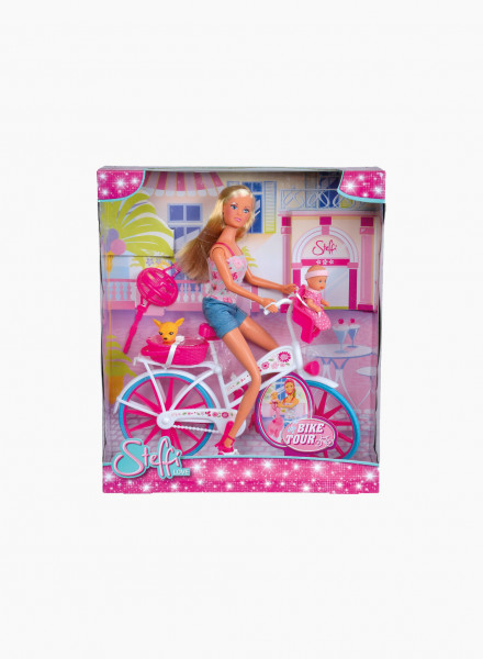 """Steffi Love """"Bike Tour"""""""