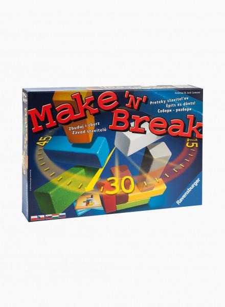 """Board game """"Make 'N' Break"""""""