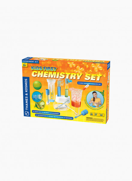 "Educational Game ""Chemistery Set"""
