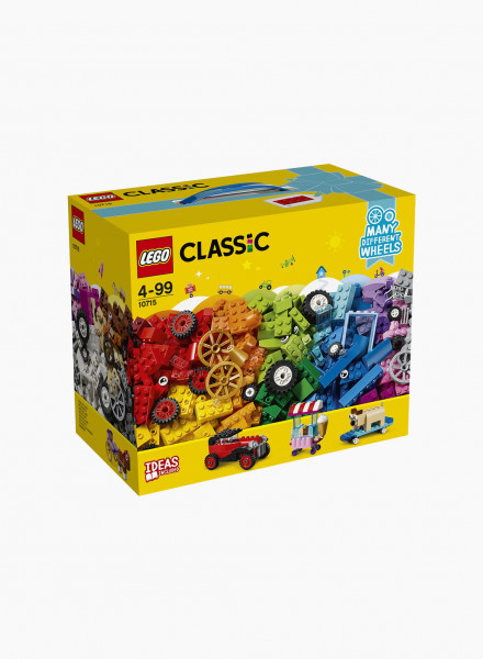 "Constructor Classic ""Bricks on a rol"""