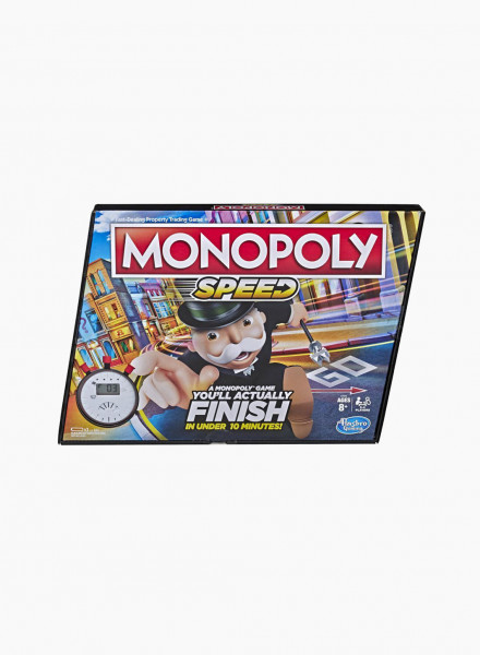 """Board Game Monopoly """"Speed"""""""