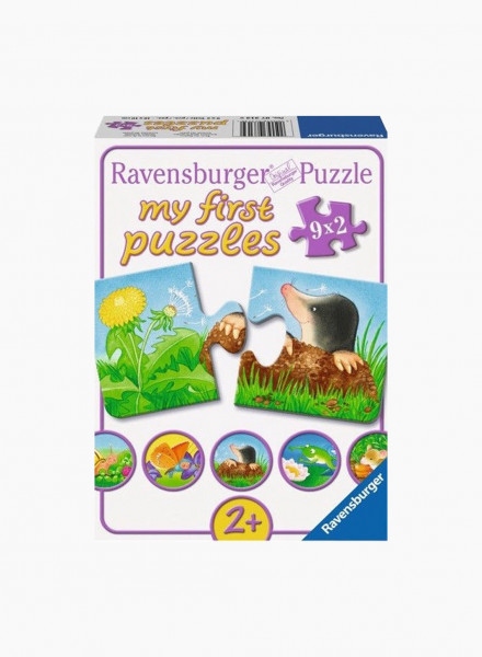 "Puzzle ""All types of vehicles"" 9x2p"