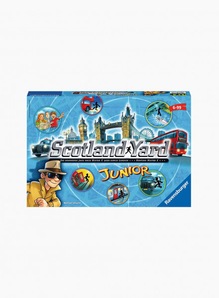 "Board Game ""Scotland Yard Junior"""