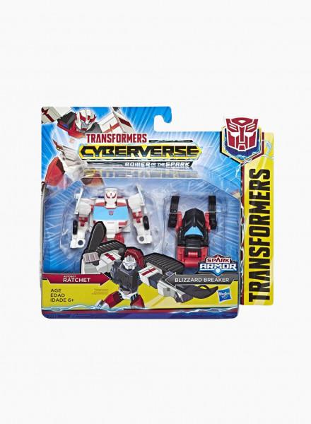 Տրանսֆորմեր Cyberverse Spark Armor «Autobot Ratchet»