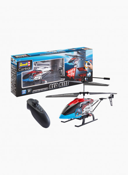 "Remote Control Helicopter ""Red Kite"""