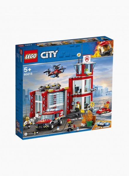 "City Constructor ""Fire Station"""