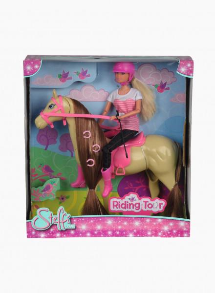 "Steffi Love ""Riding Tour"""