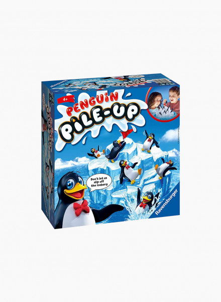"Board Game ""Penguin Pile-Up"""