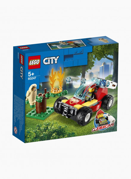 """City Constructor """"Forest Fire"""""""