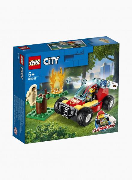City Կառուցողական Խաղ «Անտառային հրշեջներ»