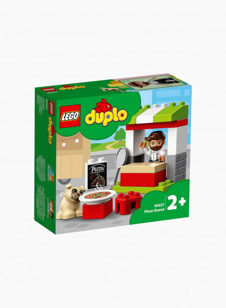 """Duplo Constructor """"Pizza Stand"""""""