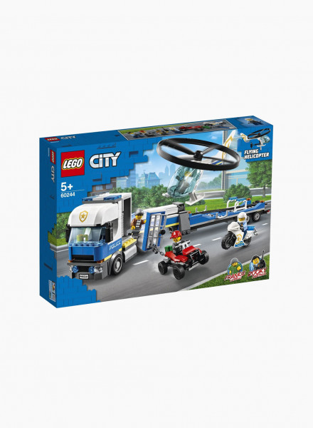 """City Constructor """"Police Helicopter Transport"""""""