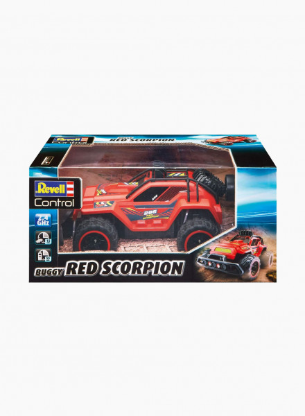"Remote Control Buggy ""Red Scorpion"""