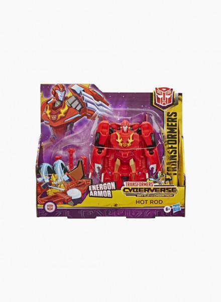 "Transformers Cyberverse Ultra Class ""Hot Rod"""