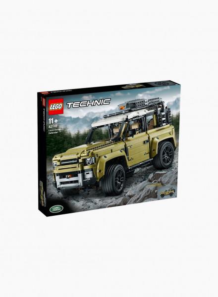 "Constructor Technic ""Land Rover Defender"""