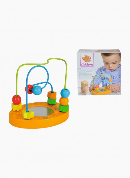 """Eichhorn Еducational toy """"Bead Maze"""""""