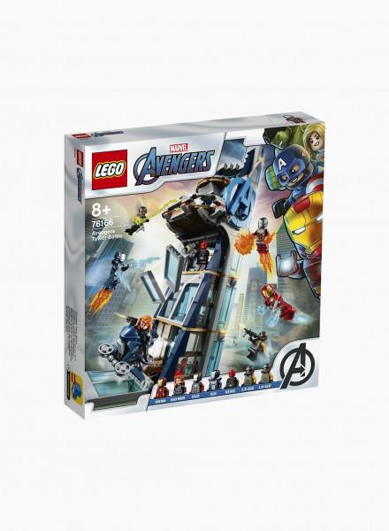Կառուցողական խաղ Marvel Avengers «Պայքար աշտարակի համար»