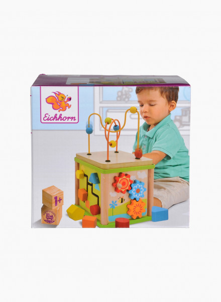 """Eichhorn Еducational toy """"Little Game Center"""""""