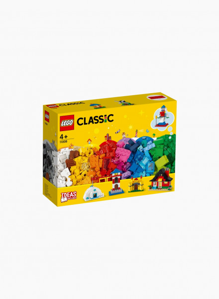 """Classic Constructor """"Bricks and Houses"""""""