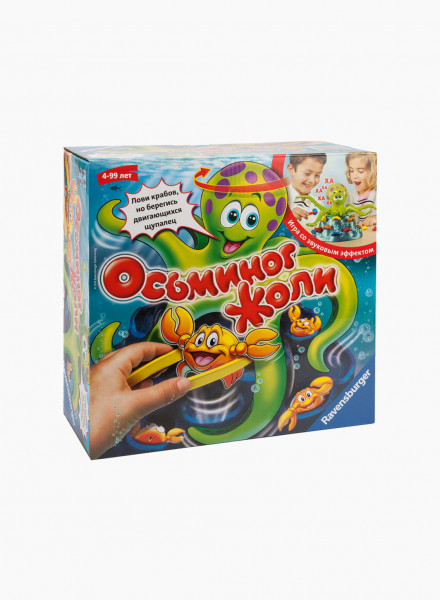 """Board Game """"Jolly Octopus"""""""