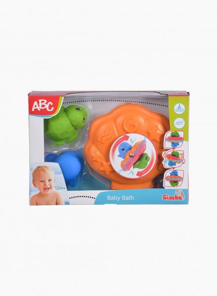 ABC Լոգանքի խաղալիք «Կրիա և կետ»