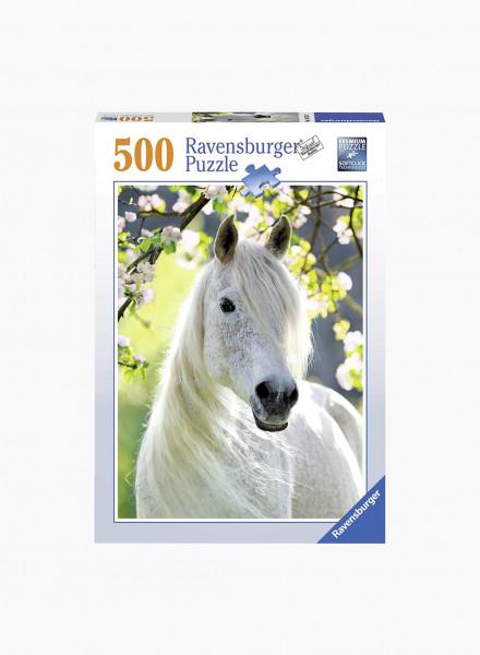 Փազլ «Սպիտակ ձի» 500p