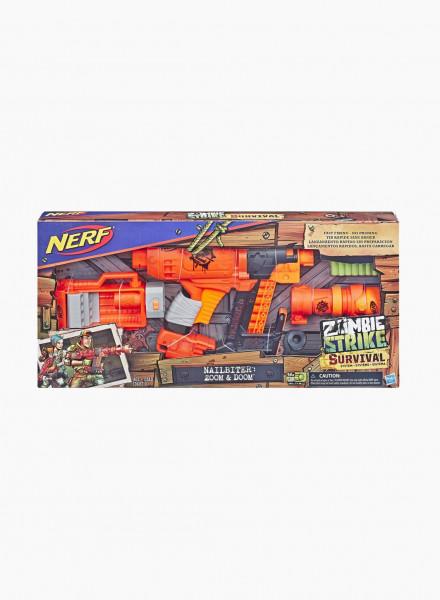 Ատրճանակ՝ Փամփուշտով Nerf Zombie Strike Survival «Nailbiter»