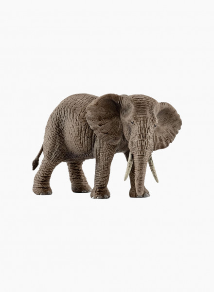 "Animal figurine ""African elephant, female"""