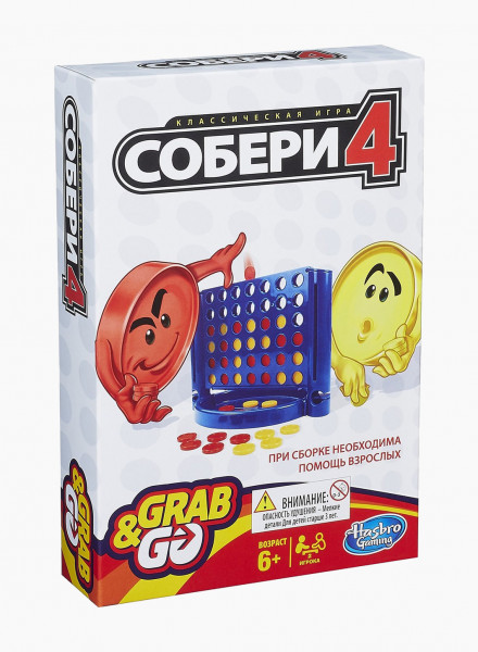 "Board Game GRAB AND GO ""CONNECT 4"""