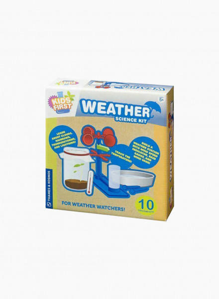 "Educational Game ""Weather Science"""