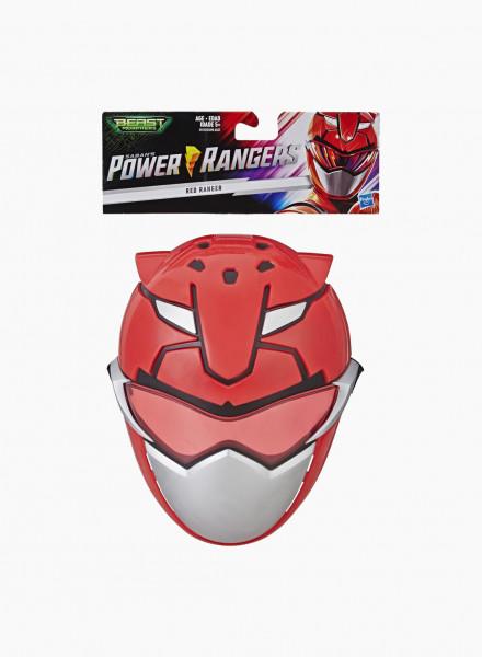 """Cartoon figure Mask Power Rangers """"Red ranger"""""""